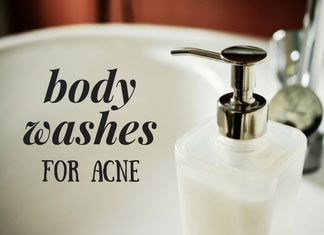 Best acne body washes reviewed.
