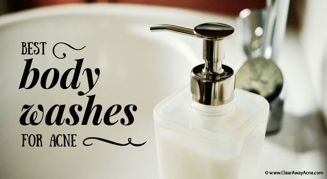 Best body washes for acne prone skin reviewed.