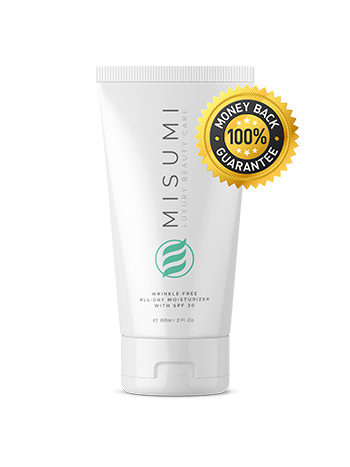 Wrinkle-Free All-Day Moisturizer with SPF 30 from Misumi