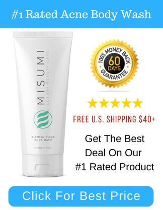 Misumi Blemish Clear Body Wash