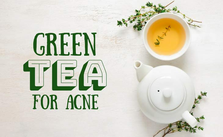 Using green tea for acne treatment - The ultimate, step-by-step guide