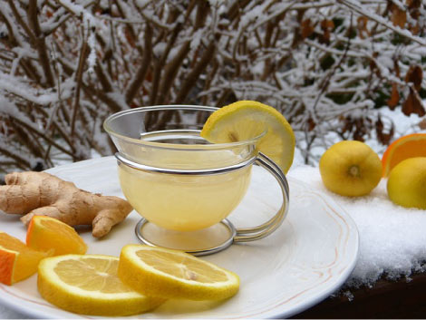 Lemon juice for getting rid of blackheads remedy.