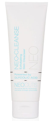 NEOCUTIS Neocleanse Exfoliating Skin Cleanser for Oily Acne Prone Skin