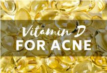 Vitamin D for Acne - Here's what studies have to say